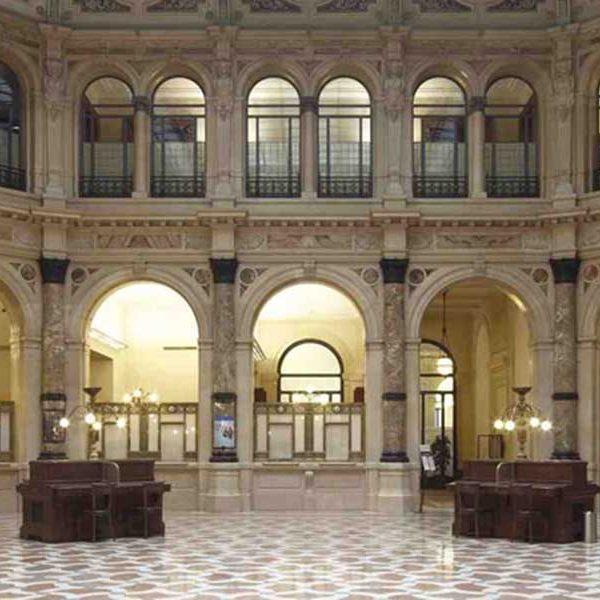 Nuova convenzione  con le gallerie d'italia