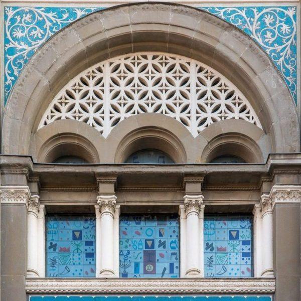 La sinagoga centrale di Milano