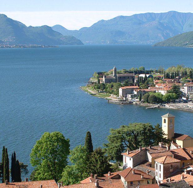 Architettura Romanica sul lago di Como