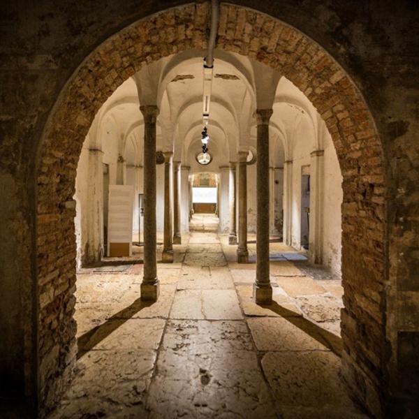 La Chiesa di San Sepolcro e la Cripta