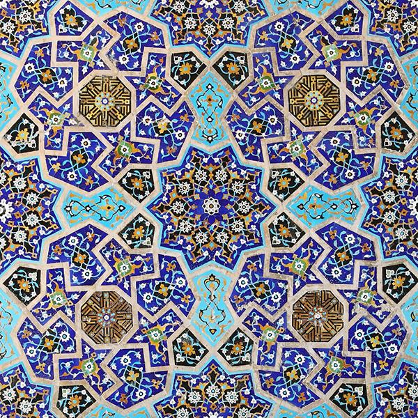 Forme e colori dell'arte islamica