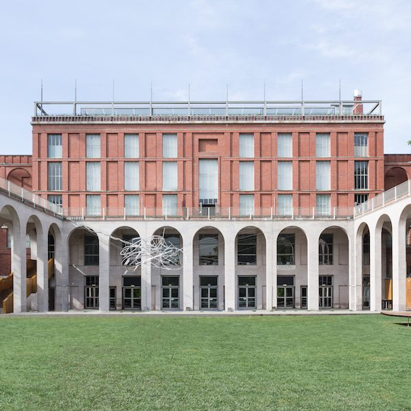 """""""THE STATE OF THE ART OF ARCHITECTURE"""" ALLA TRIENNALE"""
