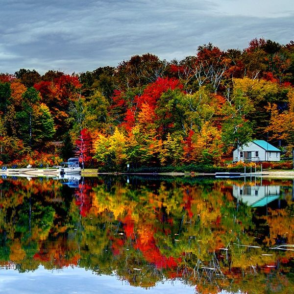 """INDIAN SUMMER"" NEL NEW ENGLAND"