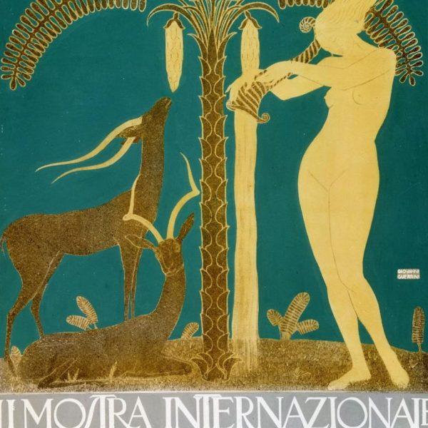 ALLE ORIGINI DEL DESIGN – PARTE II. ITALIA E FRANCIA, 1900-1930.