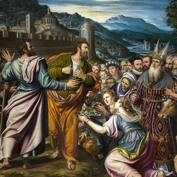 Caravaggio, genio ribelle