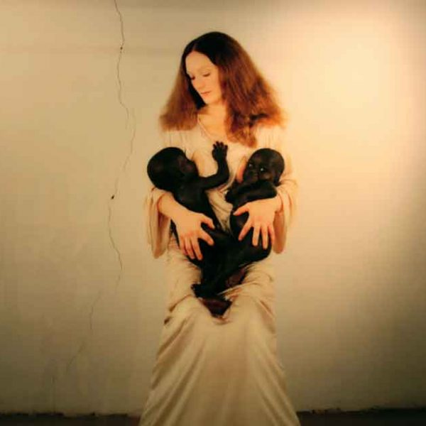 Vanessa Beecroft.<br>studente a Brera/artista globale