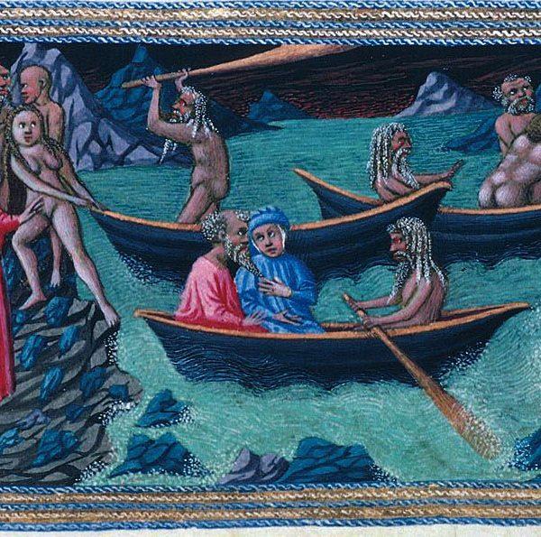 Protetto: Dante tra Arte e Poesia